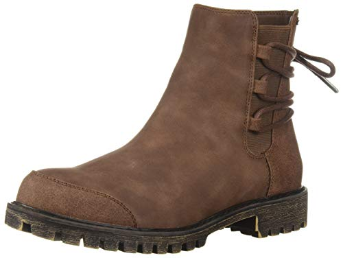 - Roxy Women's Kearney Pull On Boot Ankle, Chocolate, 7 M US