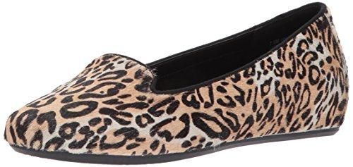 Aerosoles Vrouwen Cosmetologie Slip-loafer Luipaard Combo