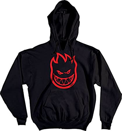7539af202451 Image Unavailable. Image not available for. Color  Spitfire Bighead Hooded  Sweatshirt ...