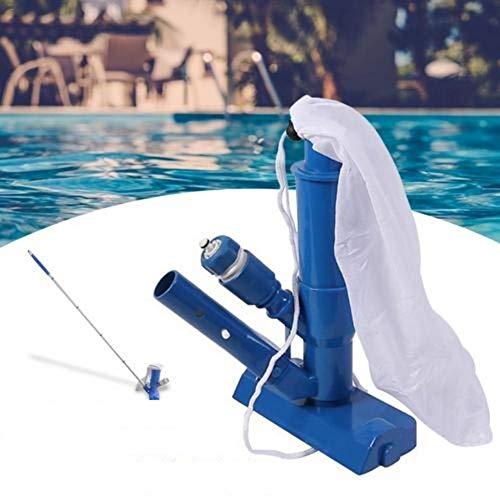 Reiniger MAUK Manueller Jet Vacuum Pool Sauger mit eingebautem Filter kein Str