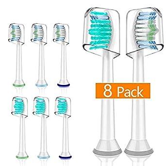 Cabezal de cepillo de dientes Sonicare Cabezales de repuesto para ...