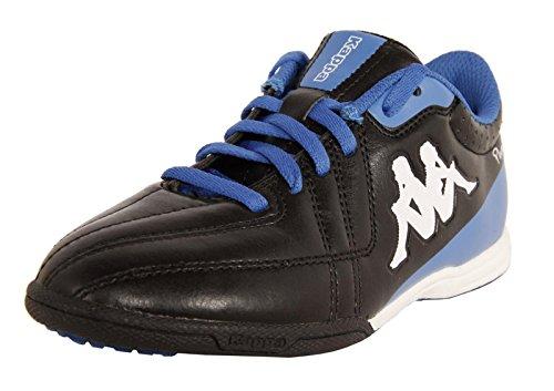 Zapatillas deporte de Niño y Niña KAPPA 3025880 4 SOCCER 914 BLACK-BLUE