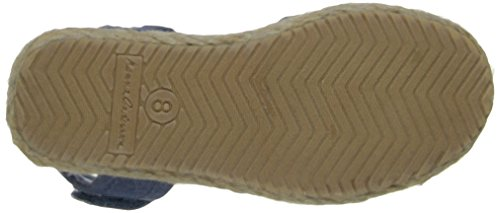 Hanna Andersson Paulina Girl's Espadrille(Toddler/Little Kid/Big Kid), Chambray, 8 M US Toddler by Hanna Andersson (Image #3)