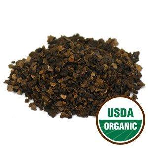 Organic Black Walnut Hull C/S - 4 oz by Starwest Botanicals