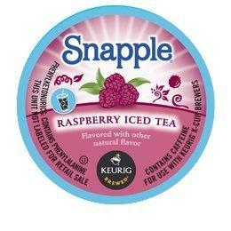 (Snapple Raspberry Iced Tea K-Cups - 66 Count)