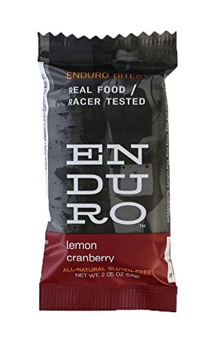 Enduro Bites Lemon Cranberry 10-pack by Enduro Bites