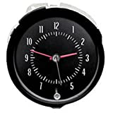 Eckler's Premier Quality Products 50207568 Chevelle Clock Quartz Super Sport (SS)