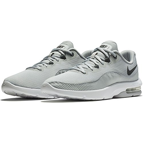 80d66583bb NIKE Mens AIR Max Advantage 2 Wolf Grey Anthracite White Size 11