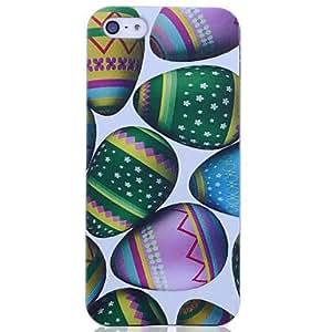 Pintadas Eggshell nuevo caso para el iPhone 5/5S
