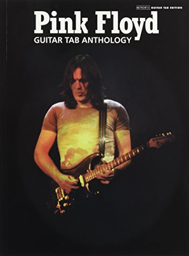 Pink Floyd - Guitar Tab Anthology (Guitar Pink Floyd Tab Books)