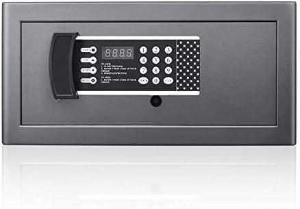 HYYQG Caja Fuerte Digital - Caja IgníFuga Acero ElectróNica Segura ...