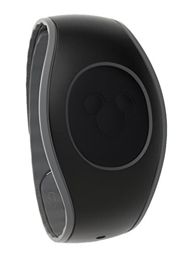 Disney Parks Black MagicBand 2.0 - Link it Later