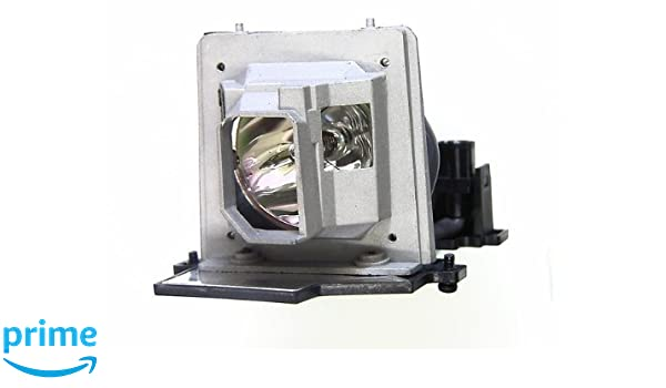 Bulb for Optoma HD65 Lutema OEM Projector Replacement Lamp with Housing