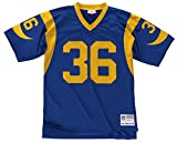 Los Angeles Rams Jerome Bettis 1994 Mitchell and Ness Throwback Jersey