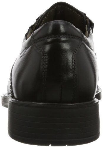 Noir Diego Schwarz homme 100 Marc San Shoes Derby Black xqUBgw