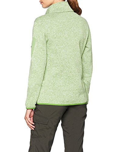 salvia Fleece bianco Verde Giacca Donna Jacke In Cmp Pile aT0xzqpq