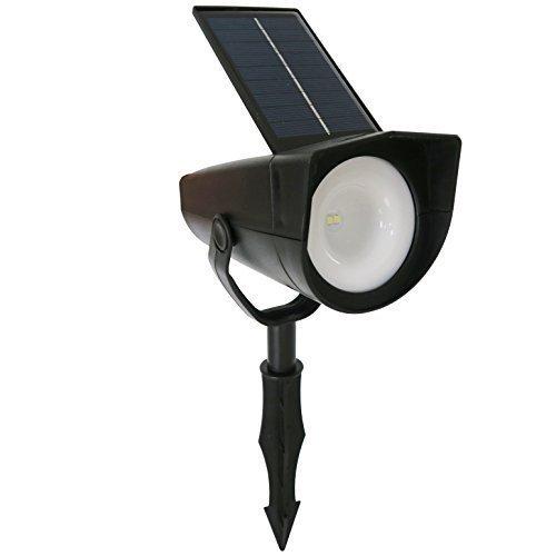 Frostfire Solar Spotlight