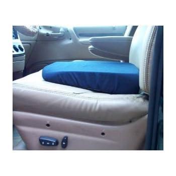 Amazon.com: WEDGE SEAT CUSHION Slanted Ortho Black (Made in ...