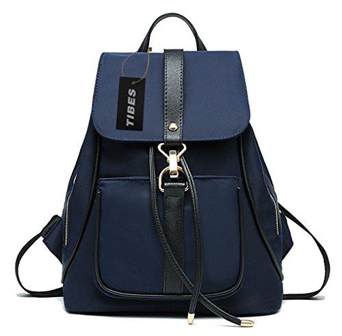 Tibes Waterproof Backpack Fashion Nylon