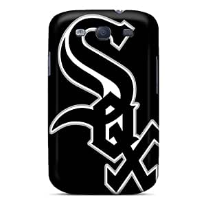 Excellent Design Chicago White Sox Case Cover For Galaxy S3