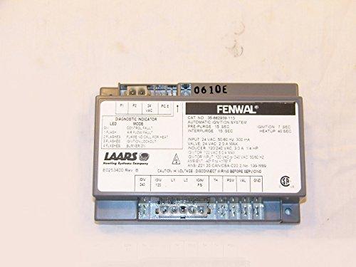 - Teledyne Laars E0253400 24V Ignition Mod; 15sPP 7sTFI