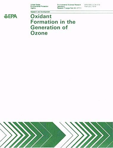 Oxidant formation in the generation of ozone