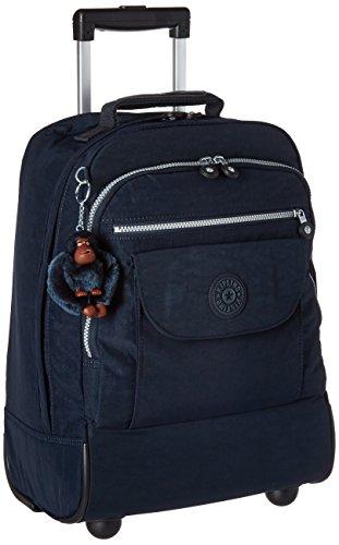 Kipling Luggage Sanaa Wheeled Backpack, True Blue, One Size (Kipling Handbags On Sale)
