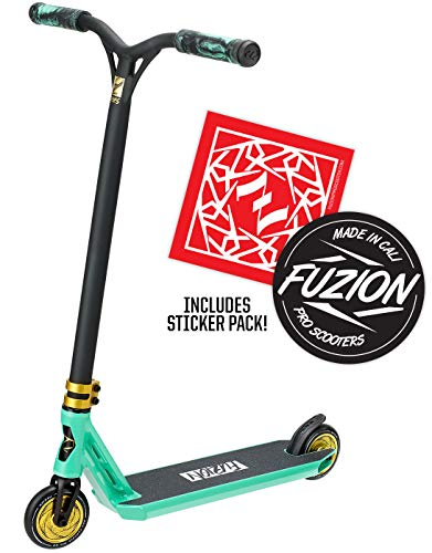 Fuzion Z350 Pro Scooter (2020 - Teal Marker)