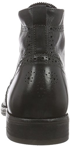 Hudson Anderson Drum Dye, Men's Cold Lined Classic Boots Short Length Black (Black)