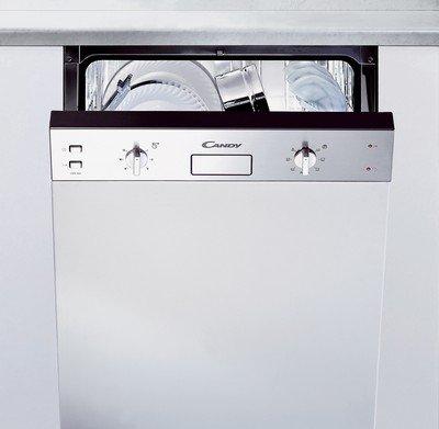 Candy CDS 155 X/1 Semi-incorporado 15cubiertos A lavavajilla ...