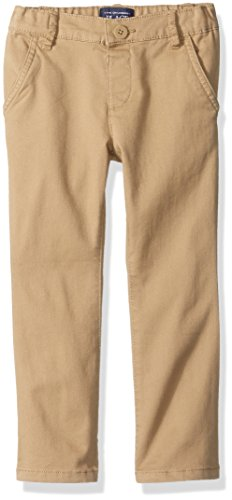 The Children's Place Baby Toddler Girls' Uniform Pants, Sesame 43555, 3T by The Children's Place