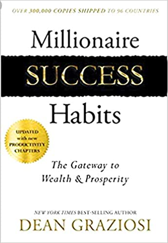 Millionaire Success Habits: Dean Graziosi: 9781684192076: Amazon com
