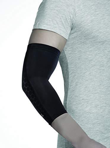 Copper Fit Freedom Elbow Compression Sleeve, black, Medium