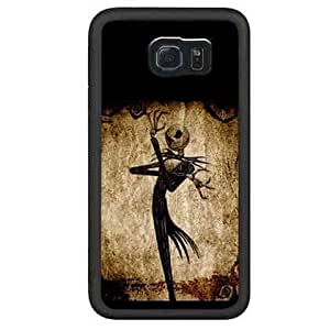 Smartphone Case Carcasa Samsung Galaxy S6 Edge Cover Funda The Nightmare Before Christmas Specialised Design Pattern Print Shell