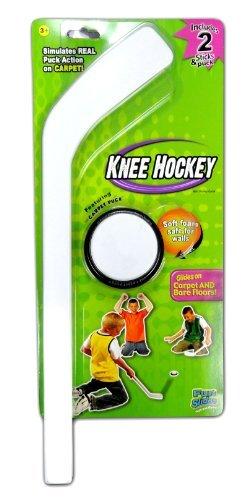 orden ahora con gran descuento y entrega gratuita Fun Fun Fun Slides Knee Hockey Floor Juego by PlaSmart  marca