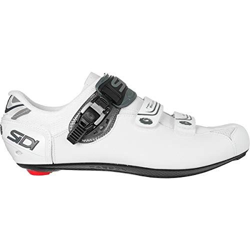 - Sidi Men's Genius 7 Mega Cycling Shoes Shadow White 46