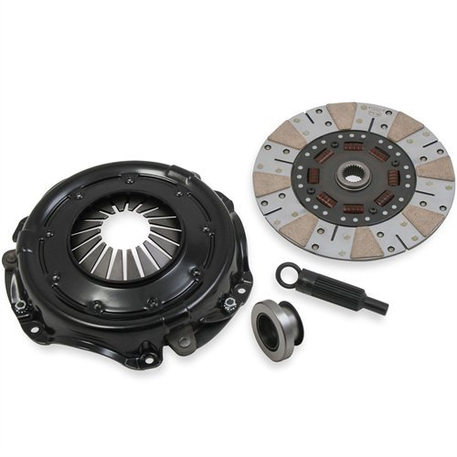 Hays 92-1003 Street 650 Clutch Kit 10.5 in. Dia. 26 Spline 1 1/8 in. Input Shaft 650 Max HP Rating Incl. Pressure Plate/Disc/Throwout Bearing/Alignment Tool Street 650 Clutch ()