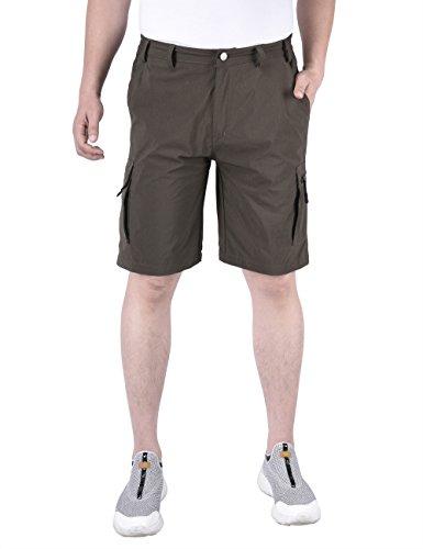 Nonwe Men's Waterproof Quick Dry Outdoor Shorts 611500340XL