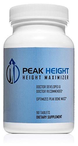1 Grow Taller Height Pill Supplement - Peak Height 12 Month