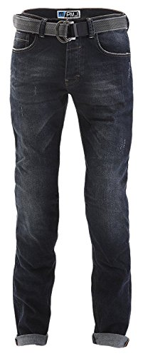 a97da28895 Image Unavailable. Image not available for. Colour: PMJ Legend Cafe Racer  Jeans ...
