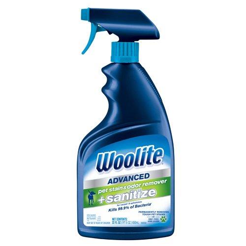 woolite advanced pet stain odor remover sanitize 11521. Black Bedroom Furniture Sets. Home Design Ideas