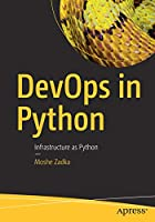 DevOps in Python: Infrastructure as Python Front Cover