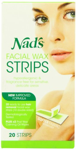 Check expert advices for wax strips under 5 dollars?