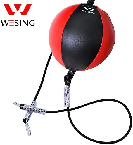 WESING Boxing Speed Ball Double End Striking Bag