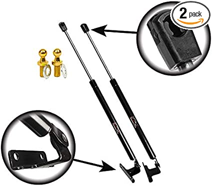 2 pc Strong Arm Liftgate Lift Supports for Nissan Pathfinder 1987-1995 nl