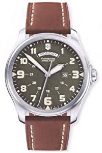 Victorinox Swiss Army Men's 241290 Infantry Vintage Green Dial Watch