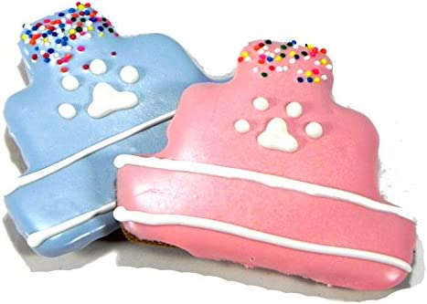 Awesome Pawsitively Gourmet Birthday Cake Cookies With Sweet Potato For Personalised Birthday Cards Paralily Jamesorg