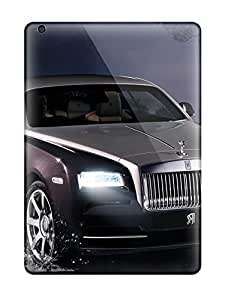 Fashion Tpu Case For Ipad Air- Hd 2014 Rolls Royce Wraith Photo Defender Case Cover