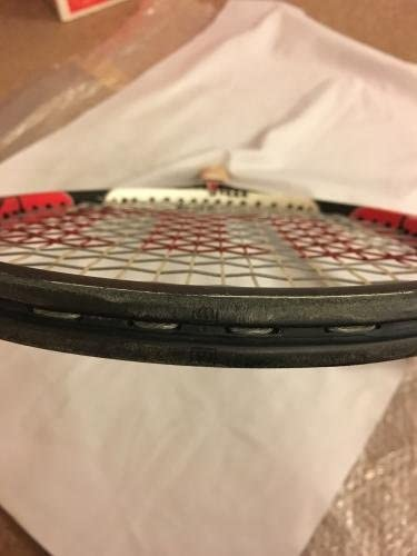 2007 US Open -- Roger Federer Match Used, Signed Racquet ...