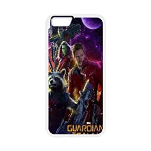 iPhone 6 4.7 Inch Cell Phone Case White Guardians-Of-The-Galaxy Phone Case Cover Custom Customized CZOIEQWMXN32548